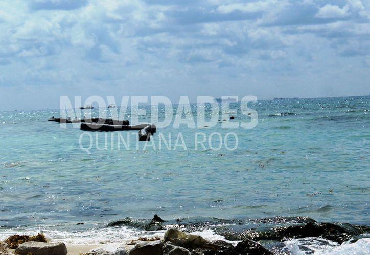La estructura permite mejorar la vista de la playa y la comodidad de caminata. (Octavio Martínez/SIPSE)
