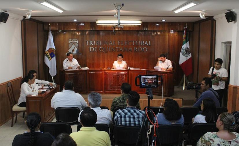 El Tribunal Electoral de Quintana Roo determinó aplicar una sanción a la regidora Marlene Pacheco Aguilar, por participar en actos de campaña. (Benjamín Pat/SIPSE)