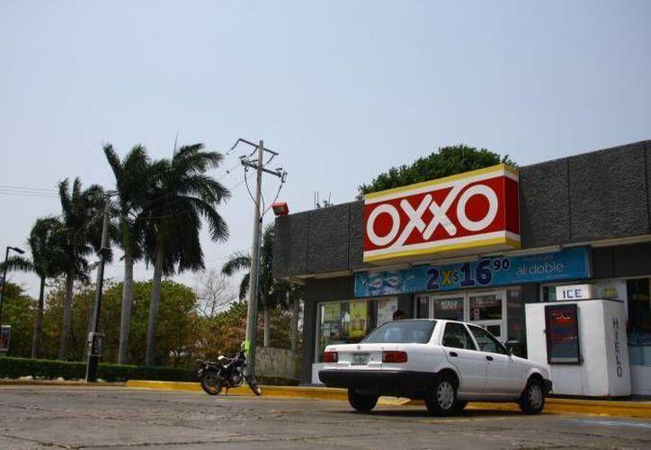 Los ataques a varios establecimientos Oxxo en Hidalgo se realizaron de manera simultánea. (Imagen de referencia/Archivo/SIPSE)