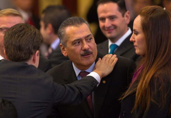 """Beltrones afirmó que se ha generado """"una dinámica de reformas necesarias para mover al país"""". (Archivo/Notimex)"""