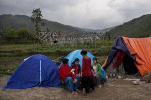 Sigue el drama en Nepal