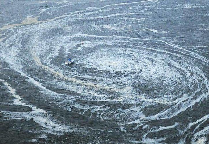 El epicentro del terremoto se situó en el Mar de Okhotsk, frente a la Península de Kamchatka, de Rusia. (Archivo Internet)