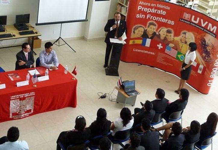El IMEF capacita a estudiantes en el análisis financiero global. (Agencias)