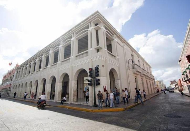 La puesta en escena se lleva a cabo los domingos, al medio día, en el Centro Cultural Olimpo, en Mérida, Yucatán. (SIPSE)