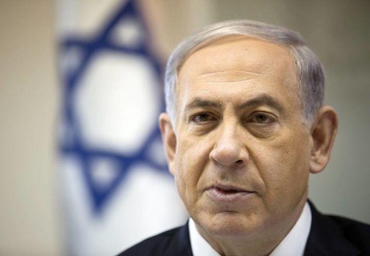 Benjamin Netanyahu asegura que la ONU intenta imponer al Estado Palestino. (EFE)