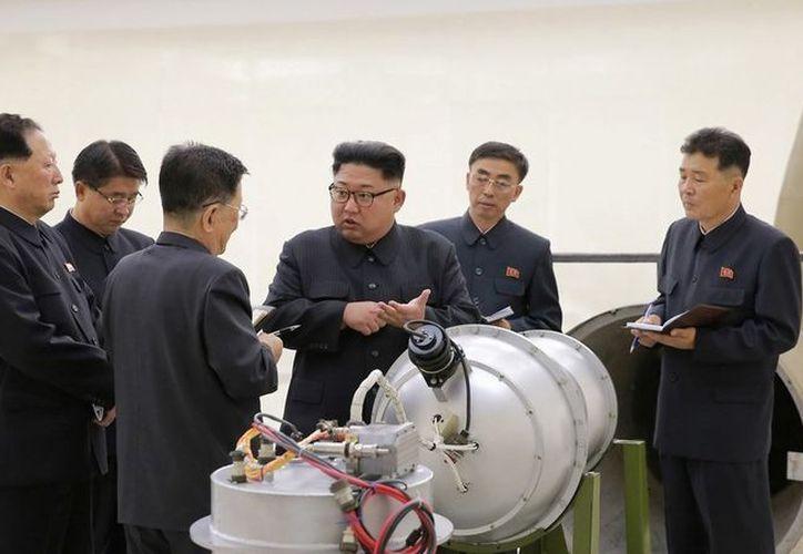 Bomba lanzada por Corea del Norte equivale a los 100 kilotones, 85 más que la de Hiroshima. (Contexto/Internet)