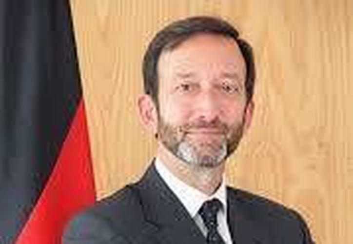 Embajador de Alemania en México, Viktor Elbling. (Contexto/Internet)