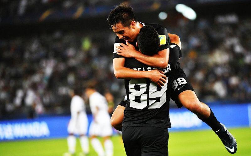 Pachuca se queda con el tercer lugar en Mundial de Clubes