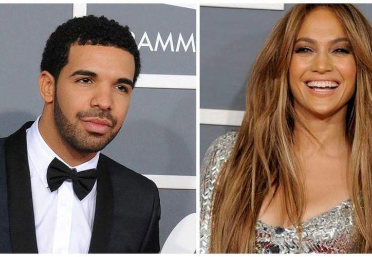 La nueva pareja Drake-JLo se ha dejado ver muy acaramelada en los últimos días. (newindianexpress.com/ AP)