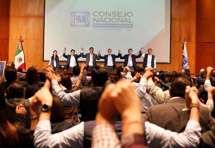 La intención de esta alianza es cambiar el rumbo de la nación. (Foto: Facebook Partido Acción Nacional).