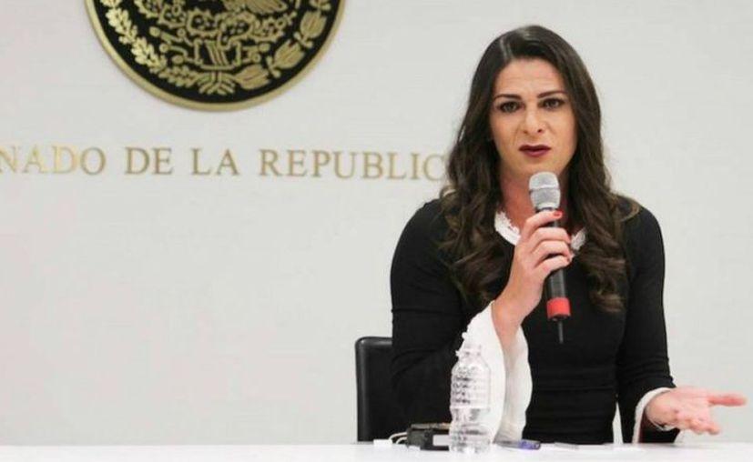 La funcionaria señaló que hablará con cada uno de los deportistas mexicanos inconformes. (Notimex)