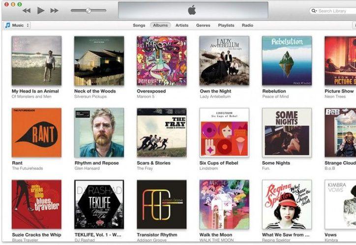iTunes 11 ha eliminado la barra lateral donde se hallaban los diferentes apartados de nuestra biblioteca. (appleweblog.com)