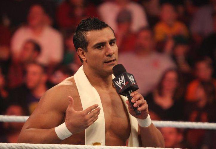 Alberto del Rio queda fuera debido a un problema con un empleado de la empresa WWE. (wrestlesite.com)