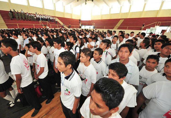 Durante la Segunda Semana de la Juventud se abordarán temas como el bullying y problemáticas relacionadas con la sexualidad.  (Redacción/SIPSE)