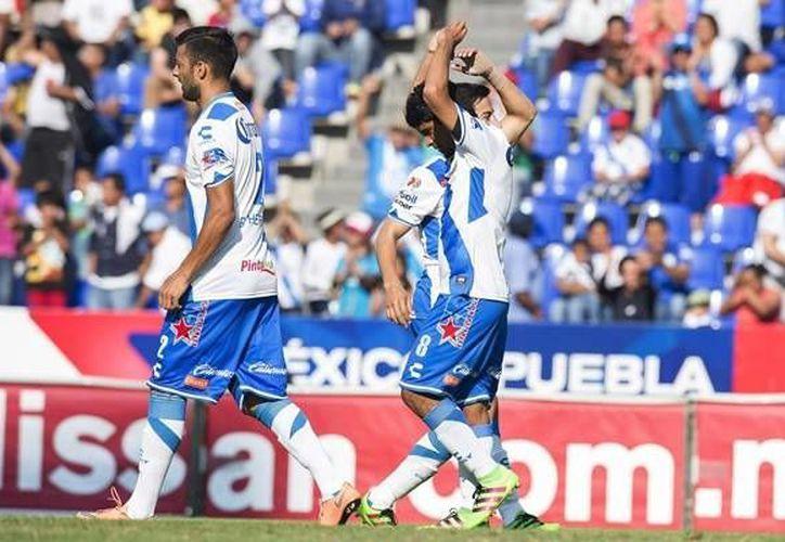 El Puebla ganó en la última jornada 3-1 al Querétaro y con esto cerró un mal torneo donde no logró clasificar a liguilla. (Mexsport)