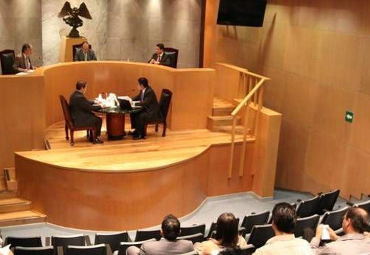 Tres expedientes relativos al registro en coalición PAN-PRD fueron declarados improcedentes por la Sala Regional. (Archivo/SIPSE)