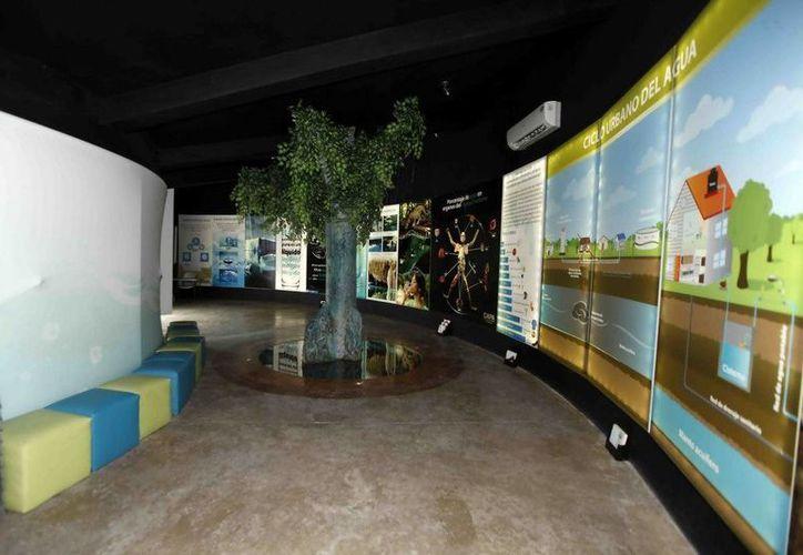 El recinto se ubica junto a la Casa de la Cultura de Cancún, en la Supermanzana 21. (Redacción/SIPSE)