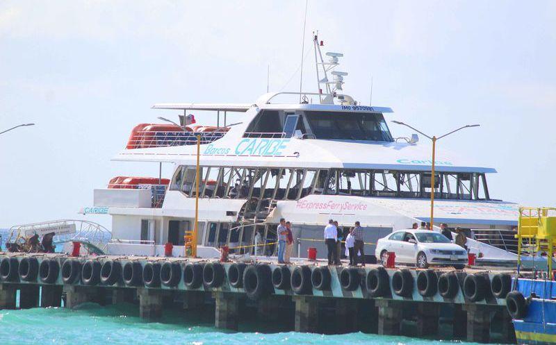 Barcos Caribe suspende operaciones