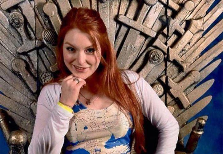 Josephine Gillan ha aparecido en la segunda, tercera y cuarta temporada de la exitosa serie de HBO y además volvereá a salir en la séptima. (Tomadas de Excelsior)