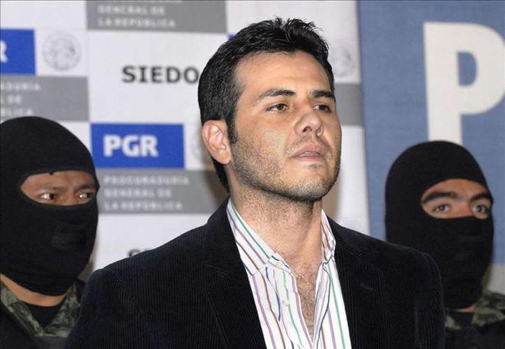 En la imagen aparece 'El Vicentillo' Zambada, quien en 2011 aseguró que las autoridades de EU dieron inmunidad al cártel de Sinaloa a cambio de información. (Archivo/SIPSE)