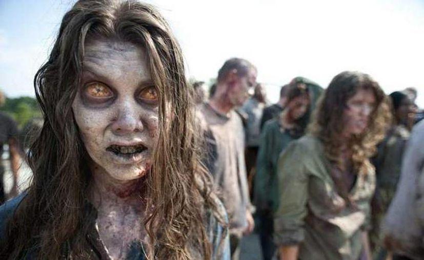 La serie sobre muertos que caminan le dio nueva vida a este pueblo perdido de Grantville. (Internet)