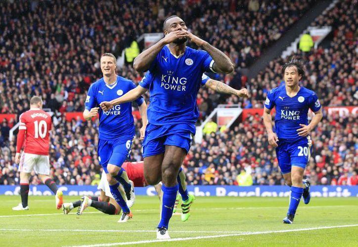 El Leicester es campeón por primera  vez en la Premier League. (Archivo AP)