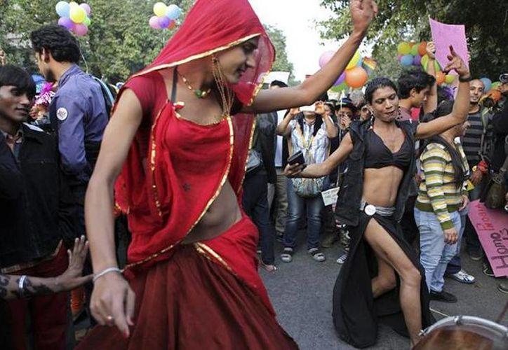 Varios activistas y grupos de defensa de los derechos de los homosexuales presentaron varios recursos ante la justicia y manifestaciones pero todos fueron rechazados. (Internet)
