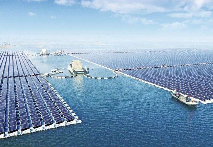 Este proyecto se convierte en otro intento del Gobierno chino de convertirse en el líder mundial en la generación de energía renovable. (RT)