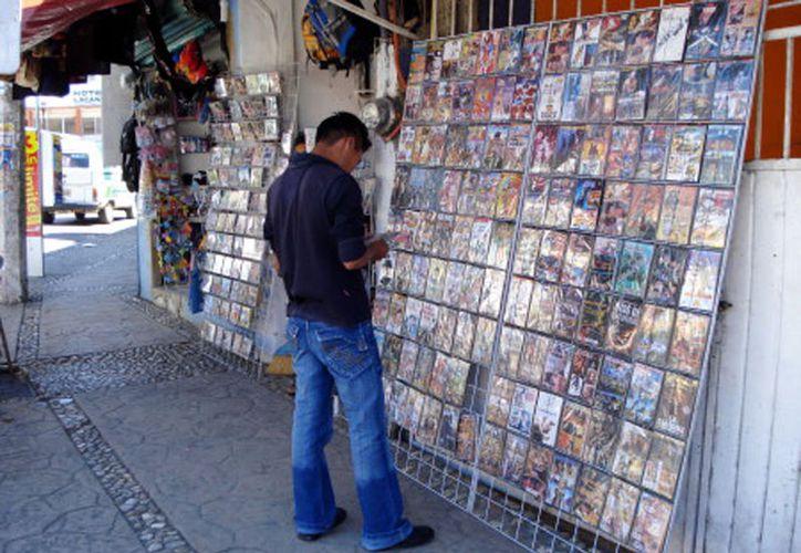 El material falso fue enviado a la Subprocuraduría de Control Regional, Procedimientos Penales y Amparo (SCRPPA), en su sede en Yucatán. La foto es de contexto para ilustrar la nota.(Archivo/SIPSE)