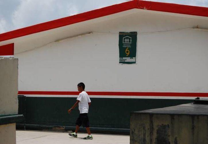 Firman convenio para el mejoramiento de los inmuebles escolares del municipio de Benito Juárez. (Archivo/SIPSE)