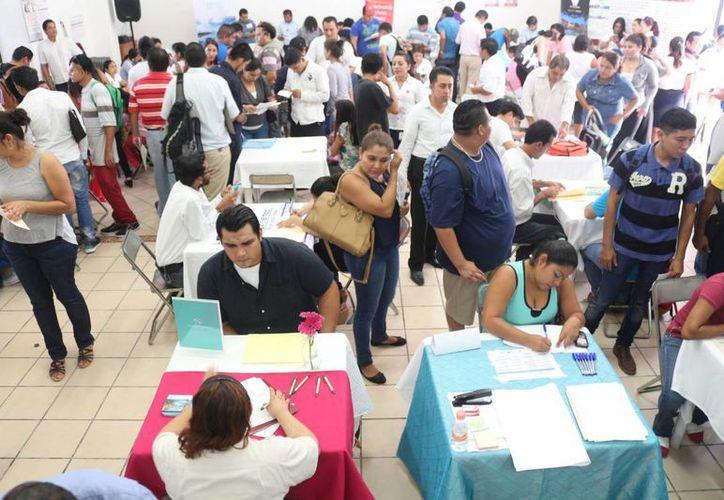Esta feria se hizo únicamente en Solidaridad y en Cancún. (Adrián Barreto/ SIPSE)