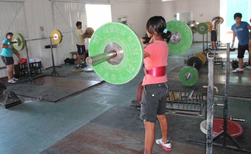 Sería un motivante para que los jóvenes deportistas  mejoren su desempeño en la disciplina. (Miguel Maldonado/SIPSE)
