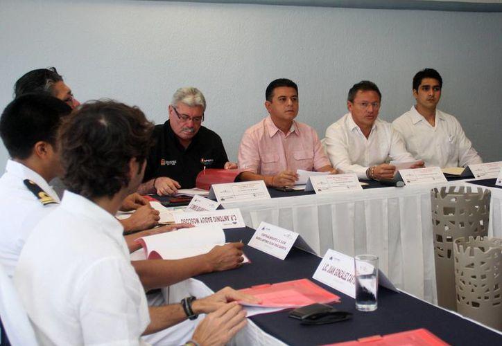 La reunión tuvo lugar en el hotel Coral Princess. (Redacción/SIPSE)