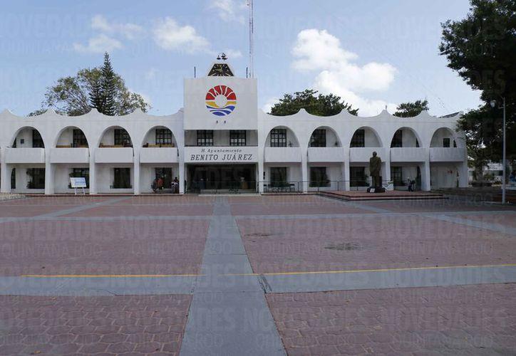El Ayuntamiento de Benito Juárez destacó en sanciones a servidores públicos. (Jesús Tijerina/SIPSE)