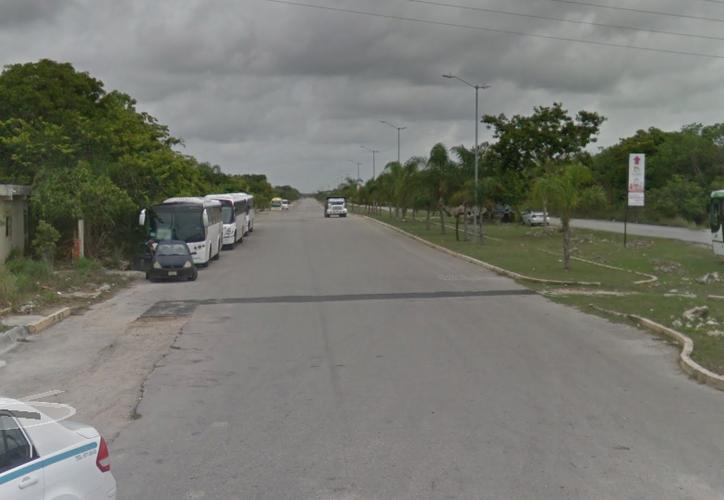 El Ejido de Playa del Carmen tiene en la mira mil 500 lotes que se busca regularizar con la escrituración. (Google Maps).