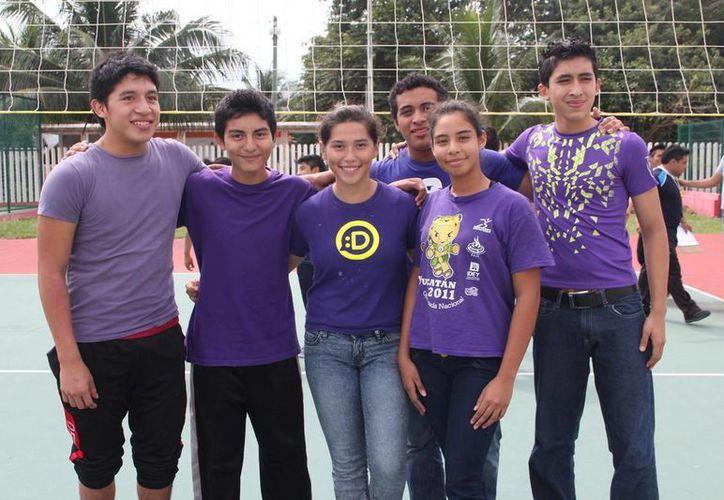 El Centro Estatal Deportivo trabaja en la formación de los deportistas. (Redacción/SIPSE)