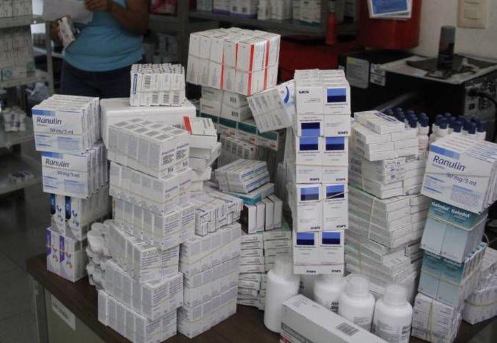 Actualmente en el municipio de Benito Juárez existen 119 farmacias que venden medicamentos sin la necesidad de una receta. (Archivo/SIPSE)