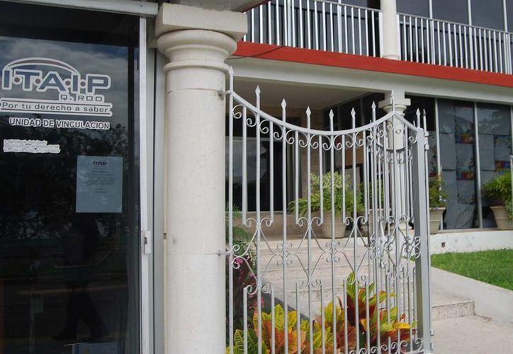 El Itaipqroo debe recibir la cantidad de 23 millones 584 mil 429 pesos. (Harold Alcocer/SIPSE)