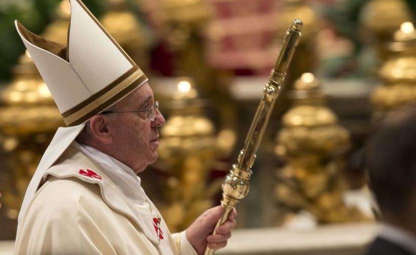 El Papa se solidarizó con las víctimas de las fuertes lluvias que se han registrado los últimos días en varias regiones de Italia. (Agencias)