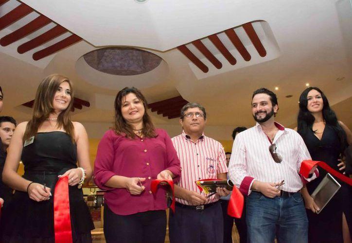 La inauguración de la Muestra Internacional de Cine del FICMaya 2013. (SIPSE)