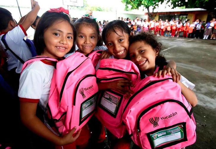 El Gobierno del Estado de Yucatán no prevé un recorte en los recursos para la educación, en el presupuesto de 2017. (SIPSE)