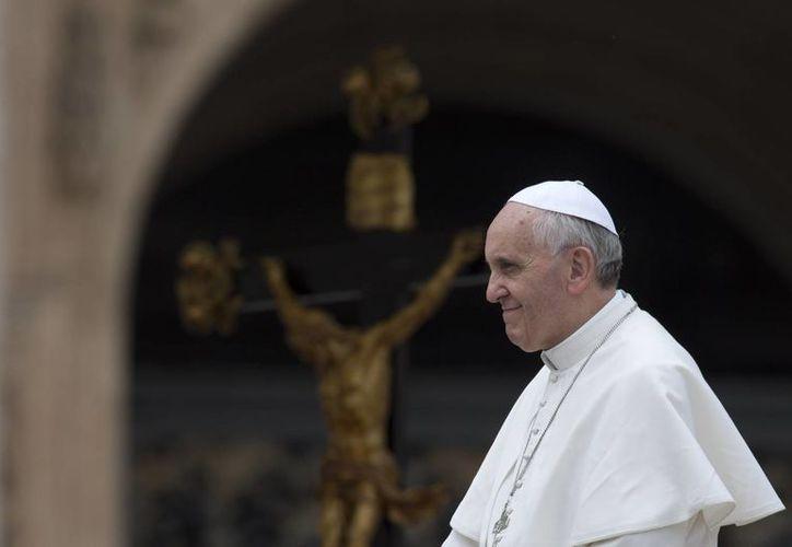 El Papa Francisco confirmó a un grupo de franciscanos que viajará a Asís, pero aún no hay fecha. (Archivo/Agencias)