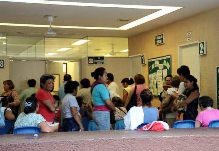 Importante la aplicación de programas educativos de nutrición. (Foto: SIPSE)