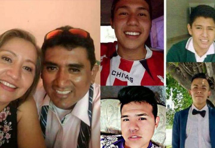 El procurador no informó sobre el número de cadávares encontrados en la fosa de Santa Rosa de Lima, Villagrán, pero extraoficialmente se habla de más de 20 cuerpos. (Foto: Especial).