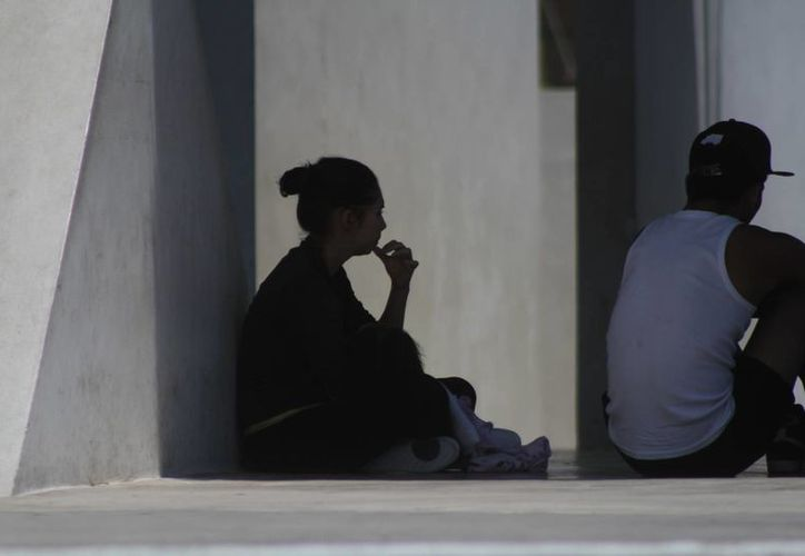 Desde los nueve años ya existe la tendencia al suicidio y son las mujeres las que se encuentran más vulnerables. (Sergio Orozco/SIPSE)