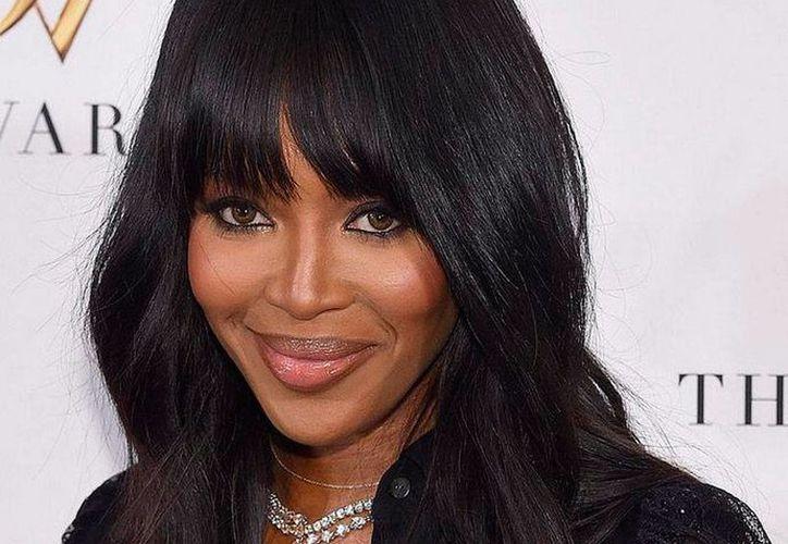 Naomi Campbell estrenará temporada con la serie de televisión de The Face. (cqmode)