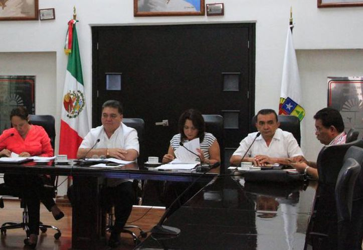 La Comisión Permanente de la 14 Legislatura convocó a un Período Extraordinario a realizarse el próximo 12 de enero. (Claudia Martín/SIPSE)