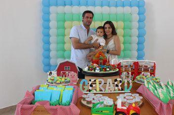 Cumpleaños de Gerard Boyancé Arrigunaga