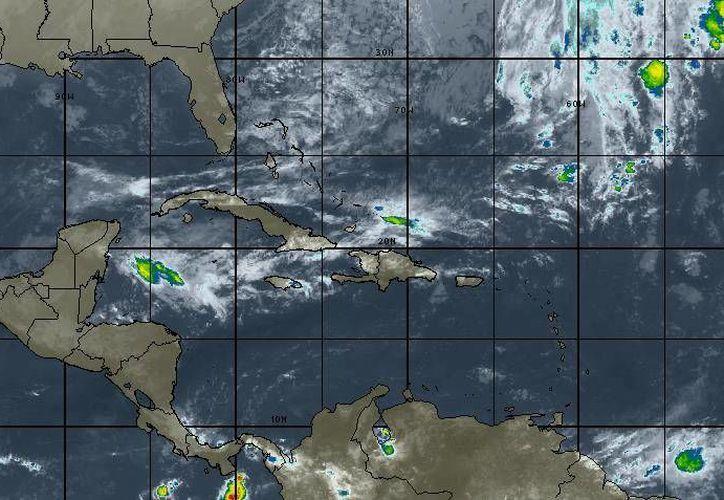 En Playa del Carmen se esperan tormentas durante el transcurso del día. (Redacción/SIPSE)