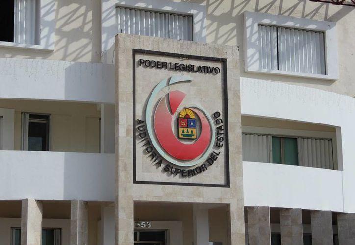 El auditor aseguró que la Gran Comisión no ha pedido apertura de la cuenta pública de la administración de Borge. (Foto: Eddy Bonilla)